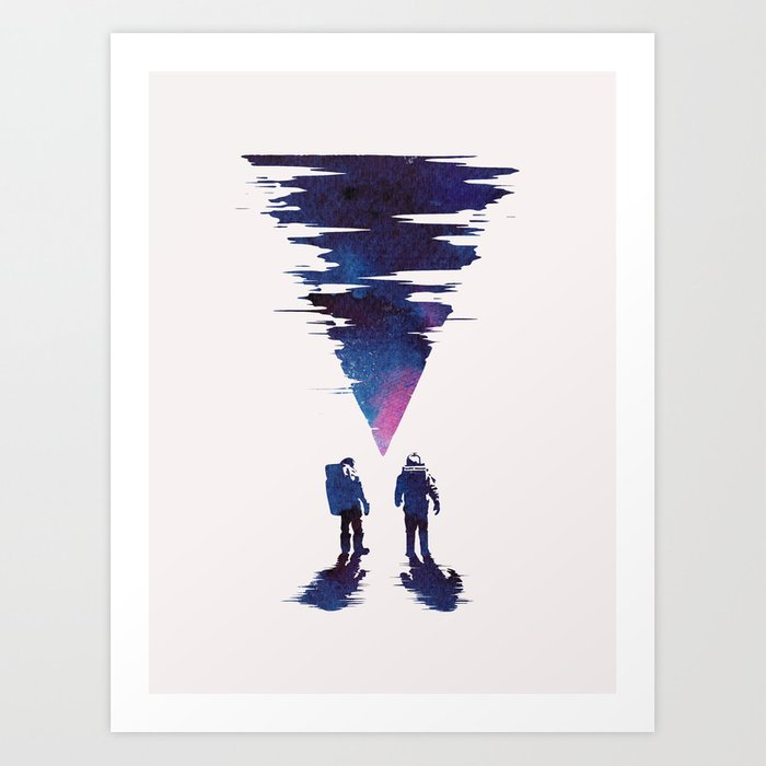 Discover the motif THE THING by Robert Farkas as a print at TOPPOSTER