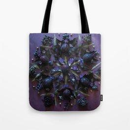 Nature Mandala: September 2 Tote Bag