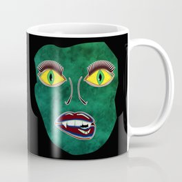 Scary Face (Mask) Coffee Mug