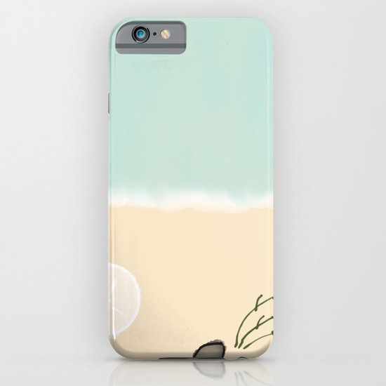 Down By The Seashore iPhone & iPod Case