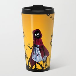 Red Riding Hood Nightmare Travel Mug