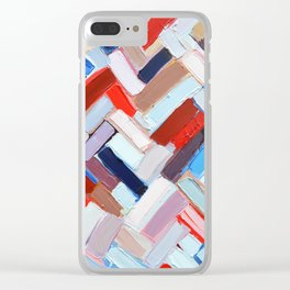 Internodal Construct Clear iPhone Case