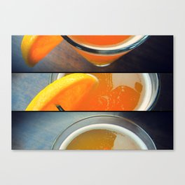 Wheat Beer Canvas Print