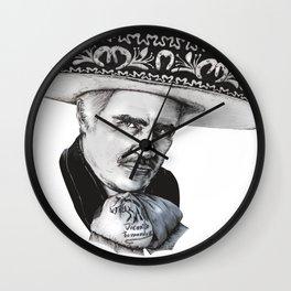 "Vicente ""Chente"" Fernandez Gomez Wall Clock"