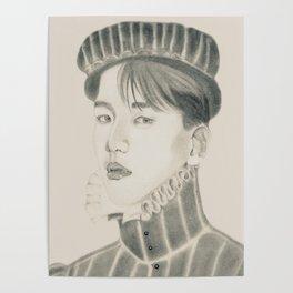 Royal   Baekhyun Poster