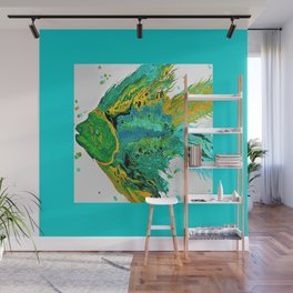 Fishy One Wall Mural