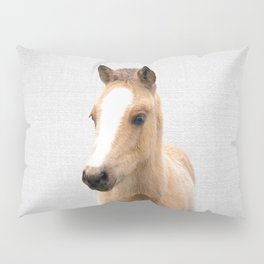 Baby Horse - Colorful Pillow Sham