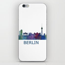 Berlin City Skyline HQ iPhone Skin