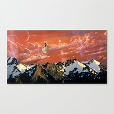 Dream in Saturn (2012) Canvas Print
