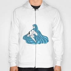 Aquarius / 12 Signs of the Zodiac Hoody