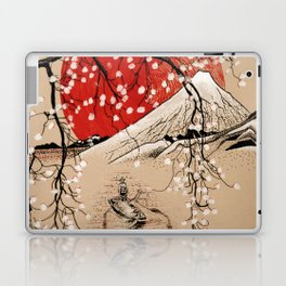Japan Fishermen Laptop & iPad Skin