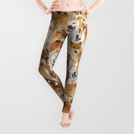 ALL THE DOGGOS Leggings