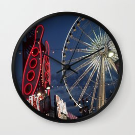 By the Midway Wall Clock