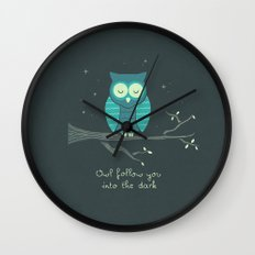 The Romantic Wall Clock