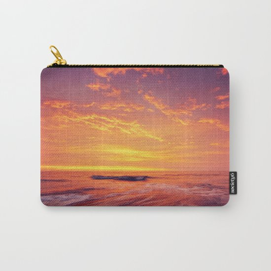 Endless Ocean Contains Everything. Carry-All Pouch