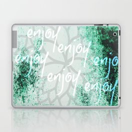 Plaisir - Enjoy Laptop & iPad Skin