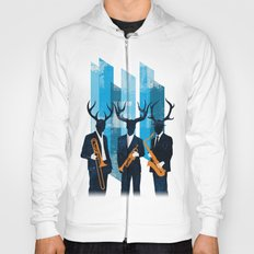 Horn Section Hoody
