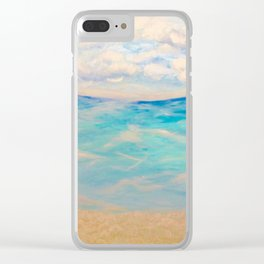See the World Clear iPhone Case