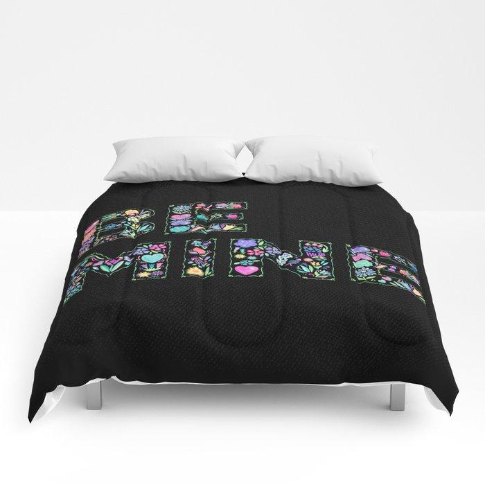 Be Mine II Comforters