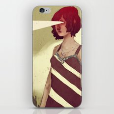 To be a Beacon iPhone Skin