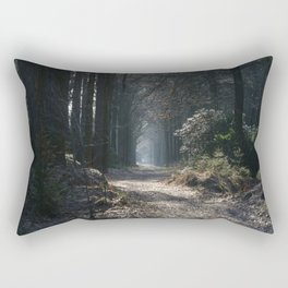 Mystical path Rectangular Pillow