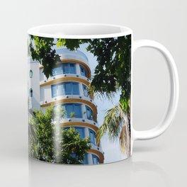Retro Tropical Coffee Mug