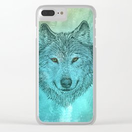 Greenwolf Clear iPhone Case