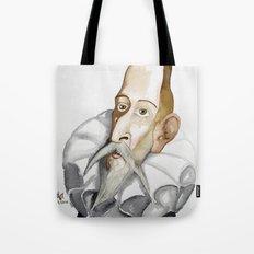 Cervantes Tote Bag