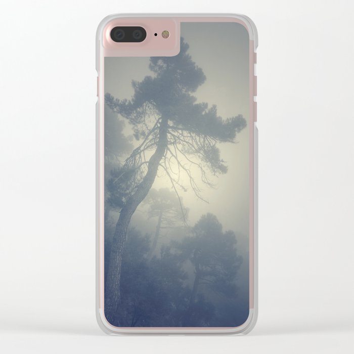 """""""Telling stories"""" Clear iPhone Case"""