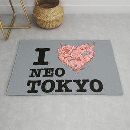I Tetsuo Neo Tokyo Rug