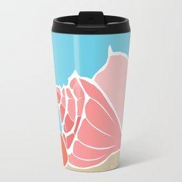 Conch Shells Travel Mug