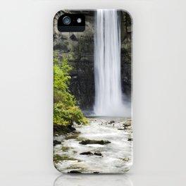 Taughannock Falls Waterfall iPhone Case