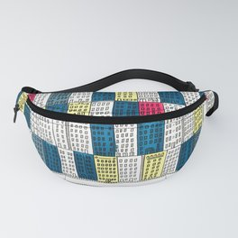 New York Streetscape Fanny Pack