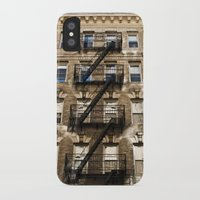 Alphabet City Slim Case iPhone X