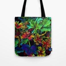Colorful Color Tote Bag