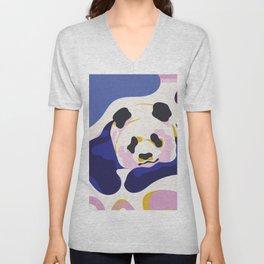 Panda Panda Panda Unisex V-Neck