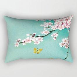 Dreamy cherry blossom Rectangular Pillow