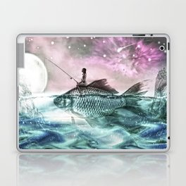 Oceans Inbetween Us Laptop & iPad Skin