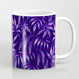 Brooklyn Forest - Purple Coffee Mug