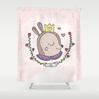 bambi Shower Curtains featuring Bambi by Line B.