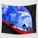 Tesla's Starman by ryanhill