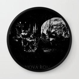 Nova Roma Wall Clock