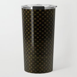 Square Infinity - Fashion Design Color Travel Mug
