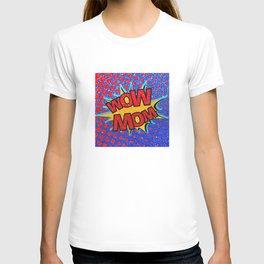 WoW MoM reversible T-shirt
