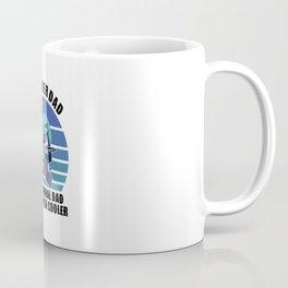 Drummer dad Coffee Mug
