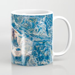Underwater diffraction Coffee Mug