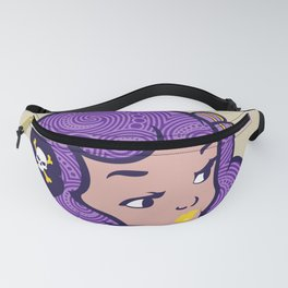 Girl Power Star Child Fanny Pack