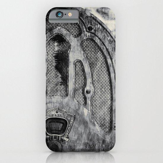 Dead Radio (ANALOG zine) iPhone & iPod Case
