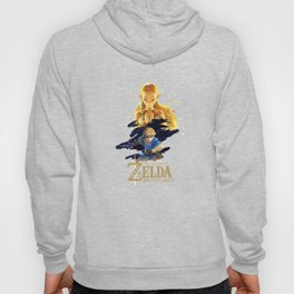 Zelda Breath of the Wild - The Silent Princess Hoody