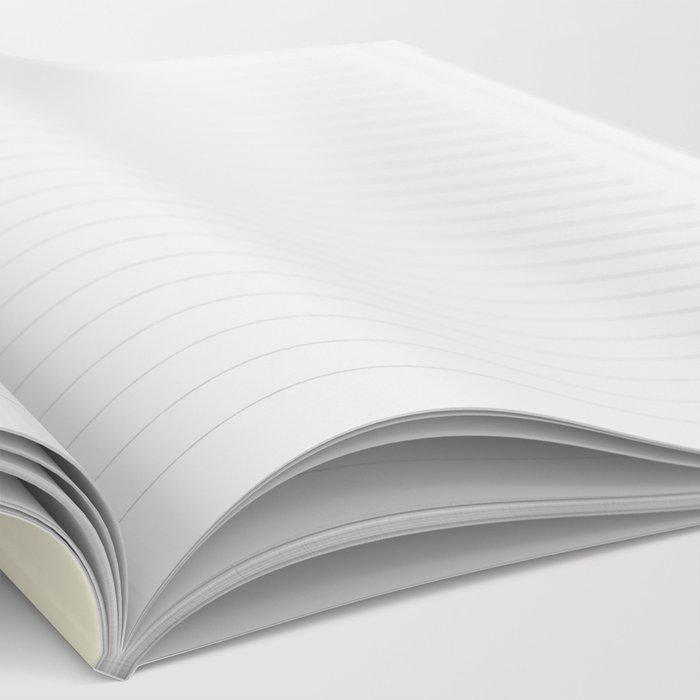 Anatomy of a Hedgehog Notebook
